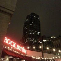 Photo taken at Rock Bottom Restaurant & Brewery by Brian R. on 1/24/2013