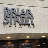 Снимок сделан в Briar Street Theatre пользователем David G. 10/6/2012