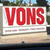 Photo taken at Vons by Karlyn F. on 10/15/2012