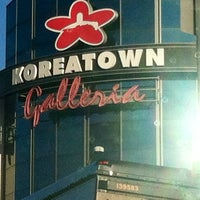 Photo taken at Koreatown Galleria by Karlyn F. on 9/28/2012