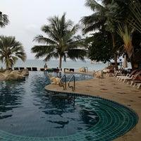 Photo taken at Kacha Resort & Spa by Barbara on 2/8/2013
