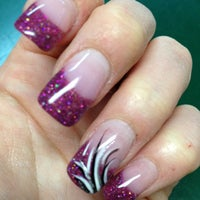 Photo Taken At Q Nails By Chelsie M On 6 2 2013