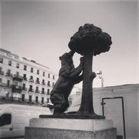 Снимок сделан в Estatua del Oso y el Madroño пользователем Juan S. 3/15/2013