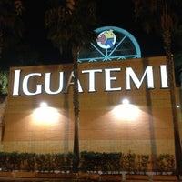 Photo taken at Shopping Iguatemi by Tom L. on 8/4/2013