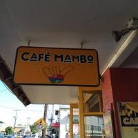 Photo taken at Café Mambo by Bernadette P. on 2/9/2016