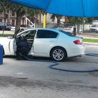 Photo taken at Simoniz Car Wash by Jason T. on 10/4/2012