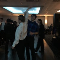 Photo taken at DC Centre Banquet Facility by Noah M. on 1/16/2016
