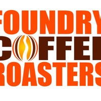 Photo taken at Foundry Coffee Roasters by Lloyd B. on 2/6/2014