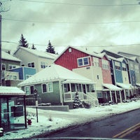 Photo taken at Historic Park City Main Street by Lalisa L. on 12/10/2012