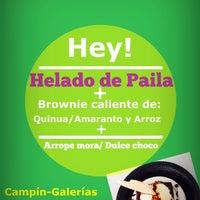 Foto tomada en Helados De Paila De Mi Pueblo por HELADOS DE PAILA D. el 1/22/2014