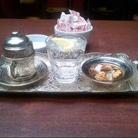 Photo taken at Cafe Bi-Melek by Aykut K. on 3/17/2013