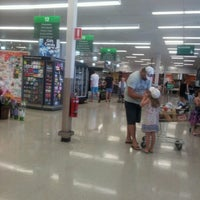 Photo taken at Woolworths by Sunnshine M. on 1/2/2013