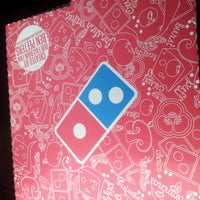 Photo taken at Domino's Pizza by Sunnshine M. on 2/11/2013