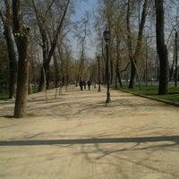 Foto scattata a Parque Forestal da Pia V. il 9/14/2012