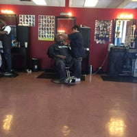 Photo taken at Headz Up Beauty and Barber Shop by Chris C. on 6/8/2013