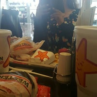 Photo taken at Carl's Jr by Itzcoatl P. on 6/14/2016