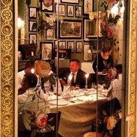Photo taken at Brunswick House Cafe by Flo G. on 9/22/2012