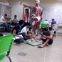 Photo taken at Laboratório de Anatomia - IFCE by Lauana S. on 5/7/2013