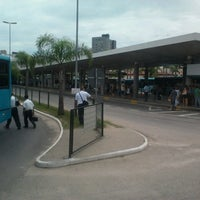 Photo taken at Terminal de Integração do Centro (TICEN) by Eduardo A. on 2/14/2013