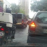 Photo taken at Rua João Cachoeira by Widson S. on 11/9/2012