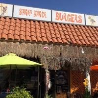 Photo taken at Shaka Shack Burger by Josh E. on 9/27/2014
