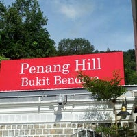 Photo taken at Penang Hill by Eyroll A. on 11/26/2012