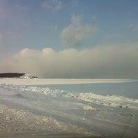 Photo taken at Охотское море by 👻Alexey on 2/3/2013