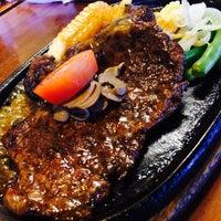 Photo taken at Pasadena Steak by Regina C. on 12/16/2015