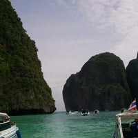 Photo taken at Phi Phi Islands by Mohammad R. on 7/6/2013