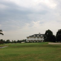 Photo taken at Augusta Pines Golf Club - Augusta Pines Course by PF D. on 9/5/2013