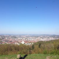 Photo taken at Birkenkopf by Wolfram H. on 4/19/2015