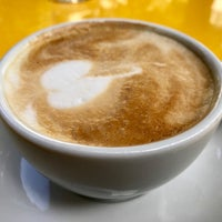 Das Foto wurde bei Roberta caffè e gelateria von Wolfram H. am 5/5/2018 aufgenommen