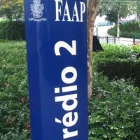 Das Foto wurde bei Pós Graduação FAAP von Thiago R. am 3/2/2013 aufgenommen