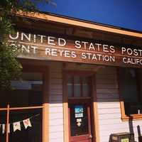 Photo taken at Point Reyes Station Post Office by Edward G. on 2/17/2013