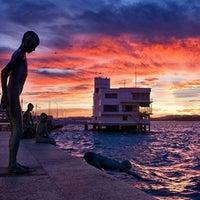 Foto scattata a Real Club Marítimo de Santander da 💯 . il 10/17/2012