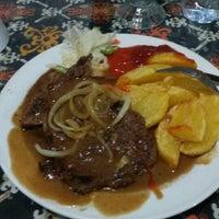 Photo taken at Montero - Steak Restaurant by maharani d. on 6/11/2014