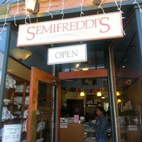 Photo taken at Semifreddi's by Jomar E. on 6/8/2013