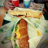Photo taken at Subway by Cristian P. on 7/17/2015