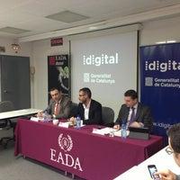 Photo taken at EADA by Ivan M. on 1/24/2013