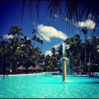 Photo taken at Meliá Caribe Tropical All Inclusive Hotel by Denis V. on 10/28/2012
