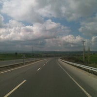 Photo taken at İzmir - Uşak Yolu by Aynur M. on 3/17/2013