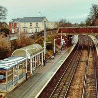 Photo taken at Royston Railway Station (RYS) by Sam .. on 1/29/2016