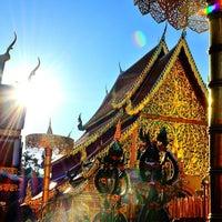 Photo taken at Wat Phrathat Doi Suthep by Redhot C. on 12/15/2012
