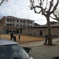 Photo taken at Mercat Municipal d'Alella by Julio C. on 12/28/2012