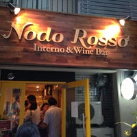 Photo taken at Nodo Rosso by Naoko I. on 7/3/2013