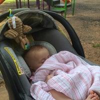 Photo taken at Bessie Branham Park by Maggie W. on 9/15/2015