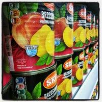 Photo taken at Auchan by Adam G. on 9/28/2012