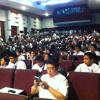 Photo taken at SC Auditorium by Jesus F. on 2/28/2013