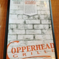 Photo taken at Copperhead Grille by Megan H. on 4/13/2013