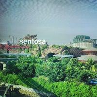 Foto tomada en Resorts World Sentosa por Кацька У. el 1/6/2013